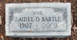 Zaidee S. <i>Oller</i> Bartle