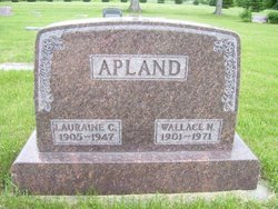 Wallace N Apland
