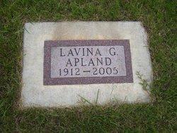Lavina Grace Apland