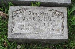 Marie A Hall