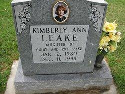 Kimberly Ann Leake