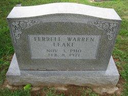 Ferrell Warren Leake