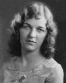 Marjorie Rose <i>Clark</i> MacFaddin