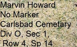 Marvin Dean Howard