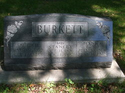 Jacob Harrison Burkett