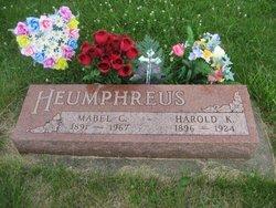 Mabel C. <i>Cain</i> Heumphreus