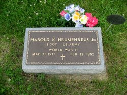 Harold King Heumphreus, Jr