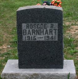 Roscoe R Barnhart