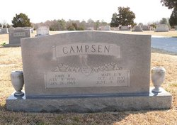 Mary E <i>Williams</i> Campsen