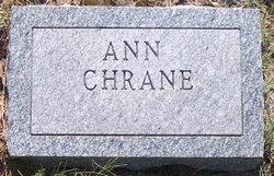 Ann Chrane