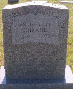 Annie Belle <i>Hector</i> Chrane