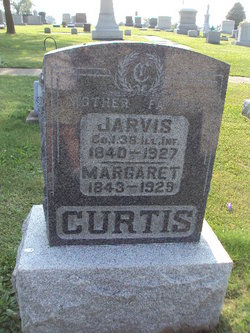 Margaret <i>Michels</i> Curtis