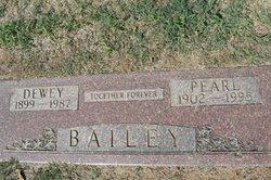 Pearl <i>McLemore</i> Bailey