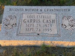 Lois Estelle <i>Daniel</i> Cash