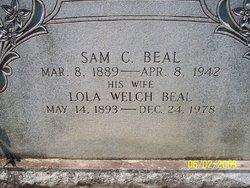 Lola <i>Welch</i> Beal