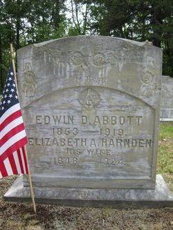 Elizabeth A. <i>Harnden</i> Abbott