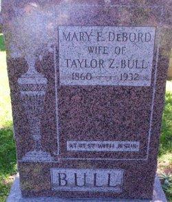 Mary Emma <i>DeBord</i> Bull