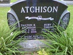 DALTON K ATCHISON