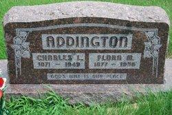 Flora Mae <i>Chastain</i> Addington