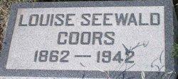 Louise Alice <i>Seewald</i> Coors