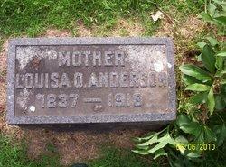 Louisa D <i>Osborn</i> Anderson