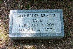 Catherine Branch Hall