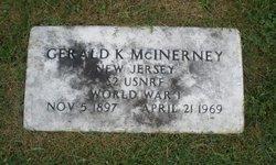 Gerald K. McInerney