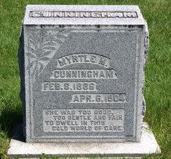 Myrtle May Cunningham