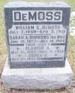 William Cornelius DeMoss