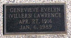 Genevieve Evelyn <i>Villers</i> Lawrence