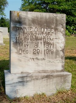Annie Charity <i>Smith</i> Cobet