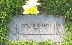 Cecil Edward Chester