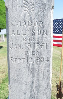 Jacob Allison