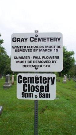 Gray Cemetery