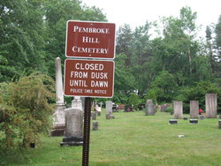 Pembroke Hill Cemetery