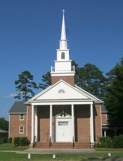 New Sandy Creek Baptist Church Cemetery