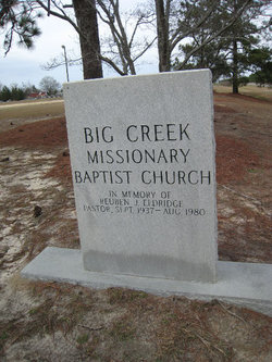 Big Creek Cemetery