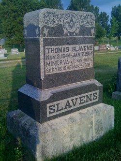 Daniel Thomas Thomas Slavens