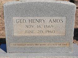 George Henry Amos