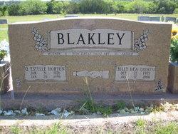 Estelle <i>Horton</i> Blakley