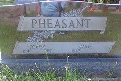 Sydney Pheasant