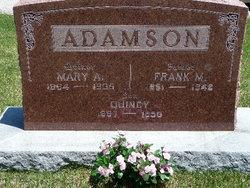 Franklin M Frank Adamson