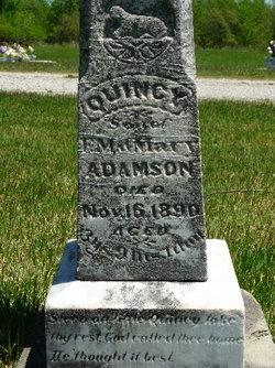 Quincy Adamson