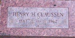 Henry H Claussen