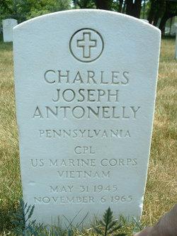 Corp Charles Joseph Antonelly