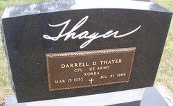 Darrell D. Thayer