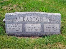 Elizabeth <i>Liggett</i> Barton