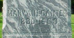Mary Ann Hephzibah <i>McNair</i> Carter