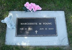 Marguerite Marie Margie <i>Huyghe</i> Young