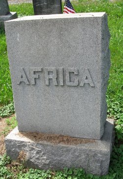 Emma J. Africa